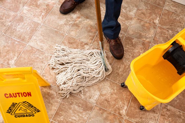 Rengøring for virksomheder på Sjælland