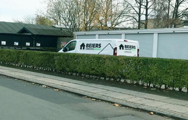 Snerydning og ejendomsservice på Sjælland